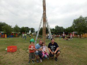 Turmbau Klötzerturm