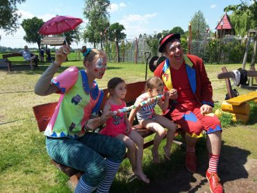 Familienfest und Kindertagsfete